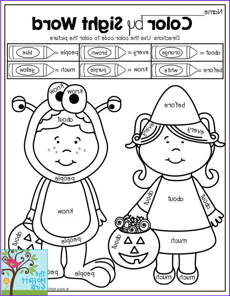 First Grade Coloring Sheets Beautiful Photography 1st Grade Sight Word Coloring Pages to Pin On