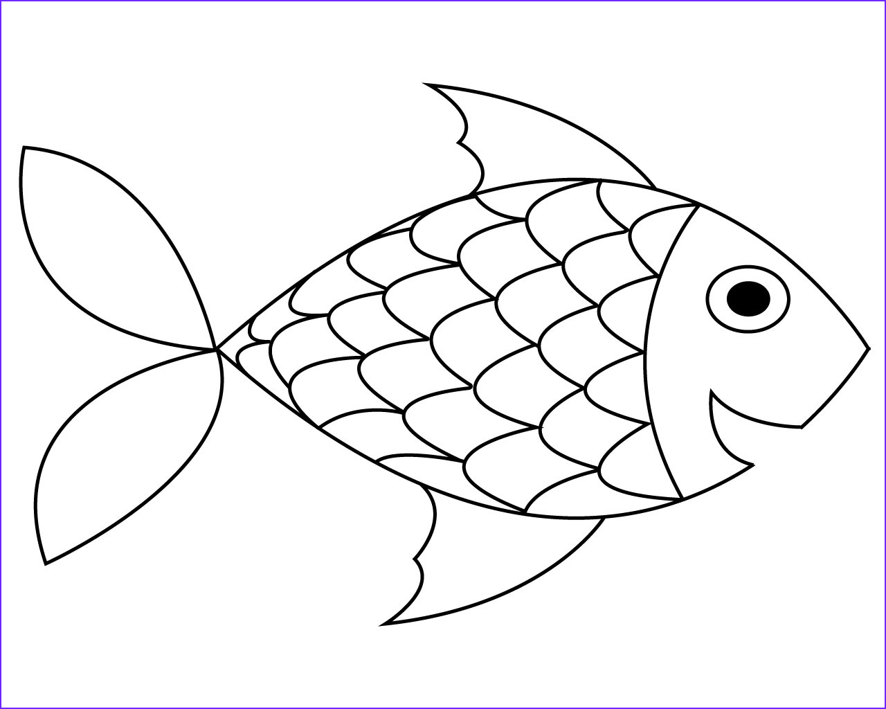 Fish Coloring Book Cool Images Free Printable Fish Coloring Pages for Your Lovely toddlers