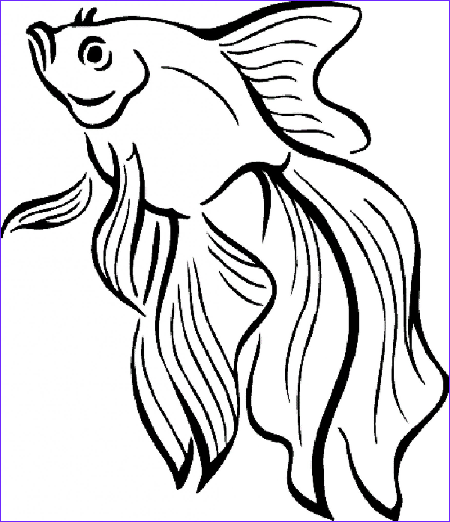 Fish Coloring Book Inspirational Photos Print & Download Cute and Educative Fish Coloring Pages