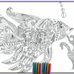 Fish Coloring Pages For Adults Beautiful Photos Fish Coloring Page Adult Sketch Coloring Page
