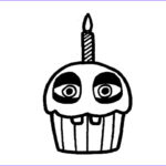 Five Nights At Freddy's Coloring Book Awesome Gallery Ment Dessiner Cupcake De Five Nights At Freddy S Pas à