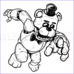 Five Nights At Freddy's Coloring Book Beautiful Images 10 Best Images About Coloring Pages Fnaf On Pinterest