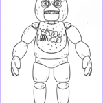 Five Nights At Freddy's Coloring Book Beautiful Photos Free Printable Five Nights At Freddy S Fnaf Coloring Pages
