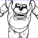 Five Nights At Freddy's Coloring Book Cool Photos Awesome Fnaf Freddy Five Nights At Freddys Free To Print