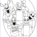 Five Nights At Freddy's Coloring Book Inspirational Photos Five Nights At Freddy 4 Nightmare Freddy Coloring Pages