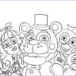 Five Nights At Freddy's Coloring Book Inspirational Stock Coloring Pages For Five Nights At Freddy S