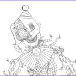 Five Nights At Freddy's Coloring Book New Stock Ennard