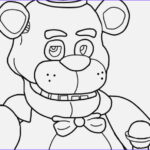 Five Nights At Freddy's Coloring Book Unique Photos Five Nights At Freddy S Printable Coloring Pages Free