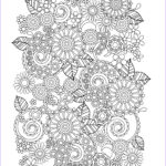Flower Coloring Best Of Photos Flower Coloring Pages For Adults Best Coloring Pages For