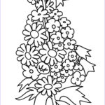 Flower Coloring Book Pages Beautiful Photos Flower Coloring Pages