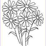 Flower Coloring Book Pages Best Of Image Free Printable Flower Coloring Pages For Kids Best