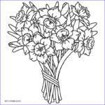 Flower Coloring Book Pages Best Of Photos Free Printable Flower Coloring Pages For Kids