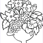 Flower Coloring Book Pages Luxury Image Free Printable Flower Coloring Pages For Kids Best