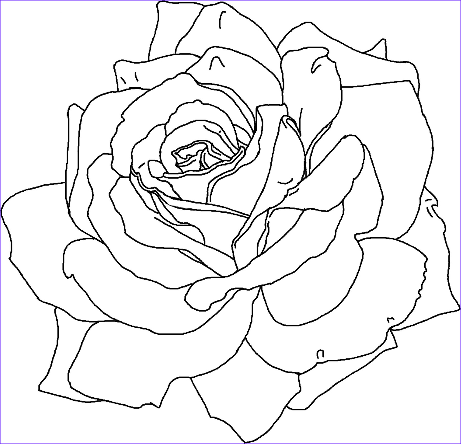 Flower Coloring Pages for Adults Beautiful Photography Free Printable Flower Coloring Pages for Kids Best