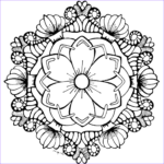 Flower Garden Coloring Pages Beautiful Collection August Flower Garden Coloring Page