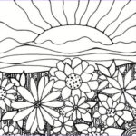 Flower Garden Coloring Pages Unique Photos Gardening Coloring Pages To And Print For Free