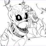 Fnaf Coloring Book Beautiful Collection Freddy Coloring Pages To Print