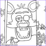 Fnaf Coloring Book Beautiful Photos Print Fnaf Foxy To Color Coloring Pages