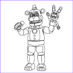 Fnaf Coloring Book Cool Images Free Printable Five Nights At Freddy S Fnaf Coloring Pages