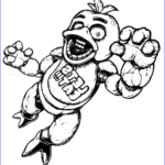 Fnaf Coloring Unique Photos Five Nights at Freddy S Coloring Pages