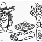 Food Coloring Book Luxury Photography Free Printable Food Coloring Pages For Kids