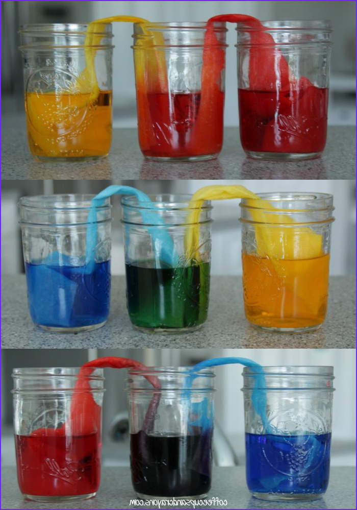 Food Coloring Experiments Best Of Photos 10 Easy Science Projects for Kids – My List Of Lists