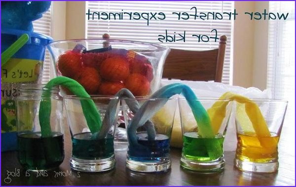 Food Coloring Experiments Best Of Stock 20 Cool and Fun Water Play Ideas for Kids In Summer Hative