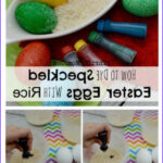 Food Coloring To Dye Eggs Awesome Collection Mess Free Easter Eggs Made With Dry Rice And Food
