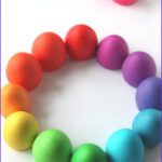 Food Coloring To Dye Eggs Awesome Photos Not Martha — Easter Egg Dyeing Food Color Palette