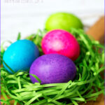 Food Coloring To Dye Eggs Unique Photos Dye Easter Eggs With Rice & Food Coloring It All Started