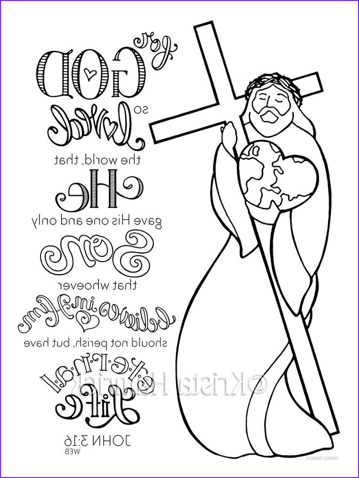 For God so Loved the World Coloring Page Awesome Photos 1000 Images About Kids Activities On Pinterest