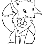 Fox Coloring Sheet Best Of Photography Cute Baby Fox Coloring Pages Coloring Home