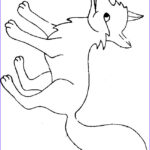 Fox Coloring Sheet Cool Image Fox Coloring Pages Coloringpages1001