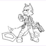 Fox Coloring Sheet Luxury Gallery Free Printable Fox Coloring Pages At Getdrawings