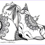 Fox Coloring Sheet New Photos Fox Coloring Page Coloring Pinterest