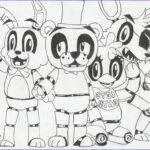 Freddy Coloring Best Of Stock Five Nights At Fred S Coloring Pages