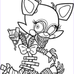 Freddy Coloring Elegant Images Golden Freddy Coloring Pages At Getcolorings
