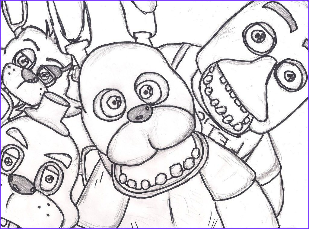 Freddy Coloring Elegant Photography Fnaf Coloring Pages Coloring Pages for Kids