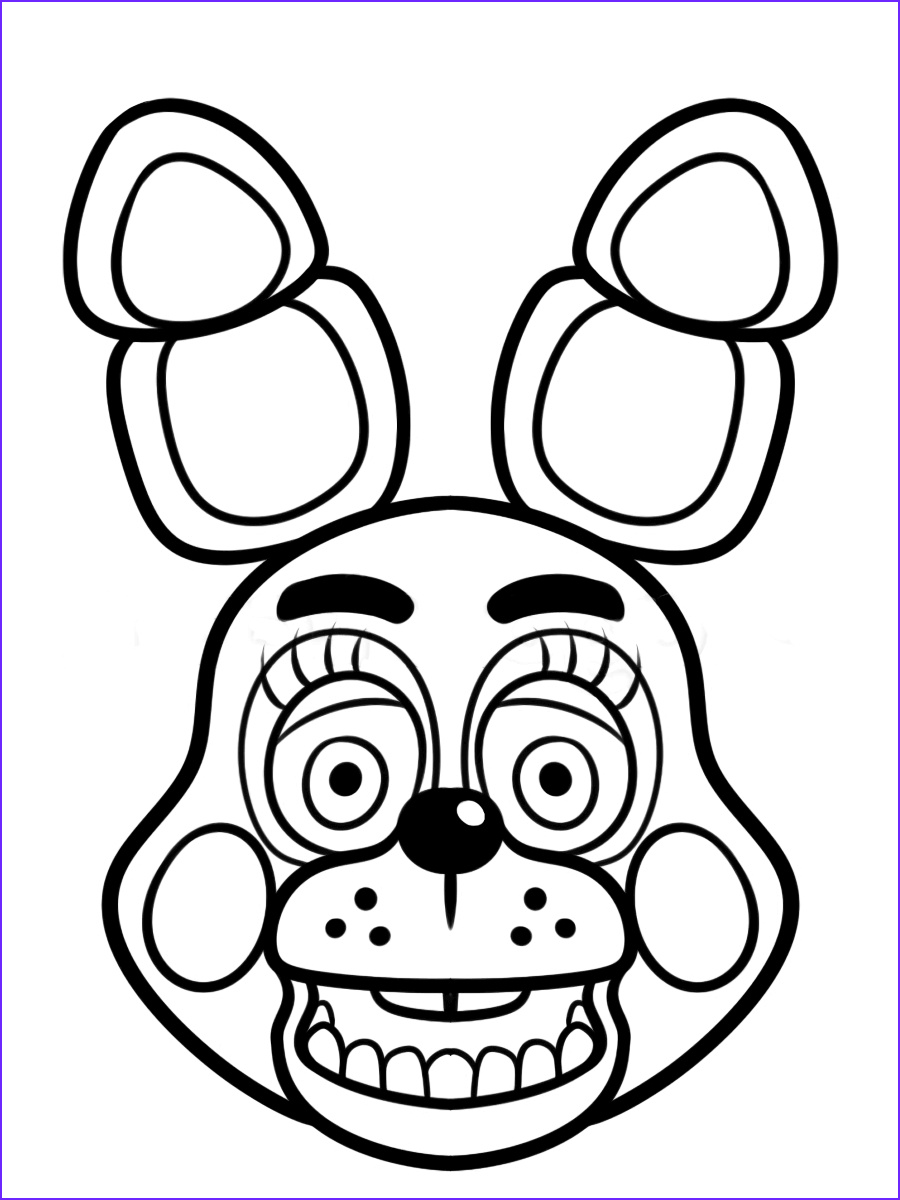 Freddy Coloring Inspirational Image Fnaf Coloring Pages 31
