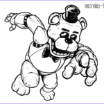 Freddy Coloring Inspirational Photos Five Nights At Freddy S Coloring Pages