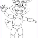 Freddy Coloring Inspirational Photos Free Printable Five Nights At Freddy S Fnaf Coloring Pages