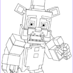 Freddy Coloring Unique Photos Free Printable Five Nights At Freddy S Fnaf Coloring Pages
