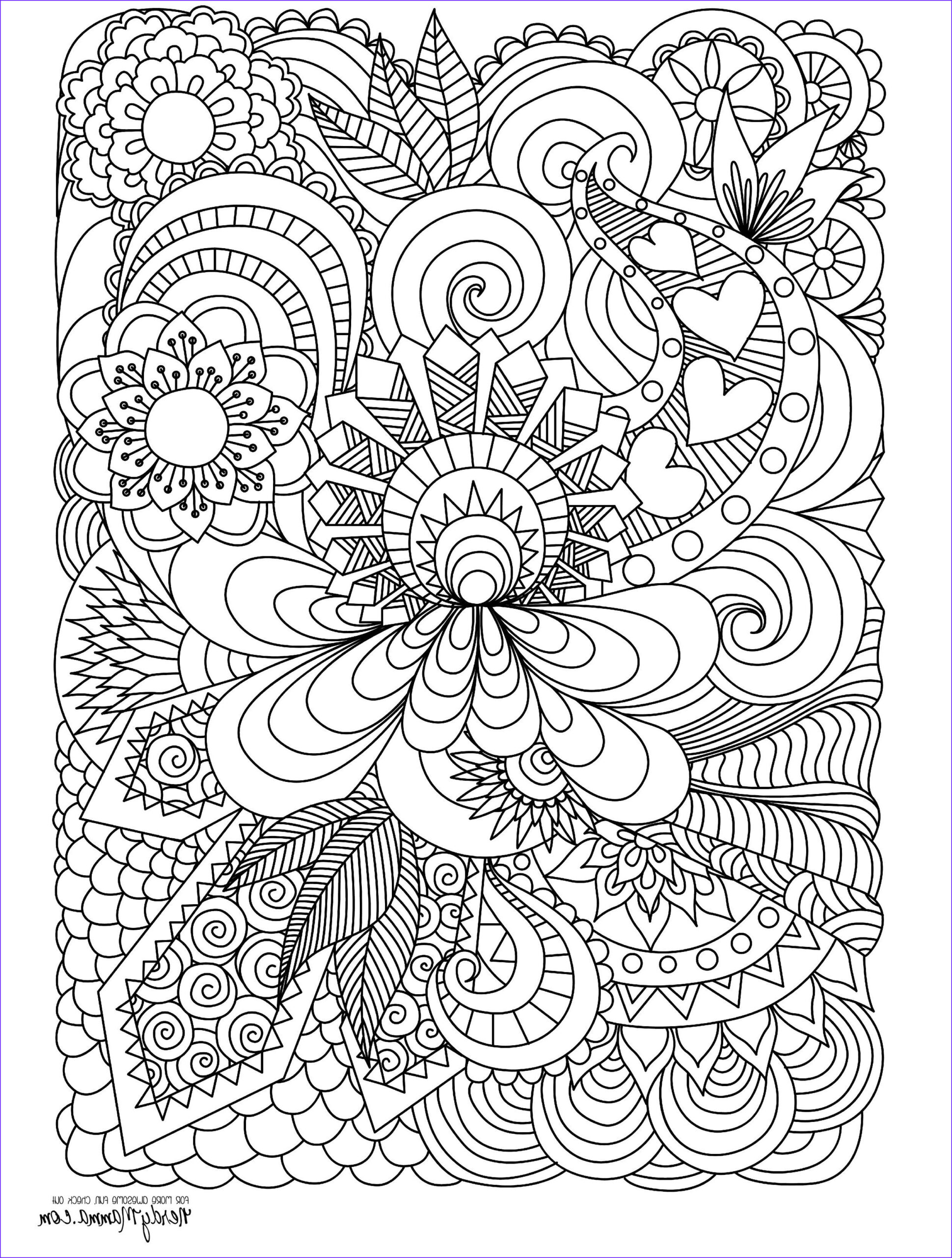 Free Abstract Coloring Pages Beautiful Gallery 11 Free Printable Adult Coloring Pages