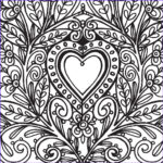 Free Abstract Coloring Pages Beautiful Gallery 14 Free Adult Colouring In Printables