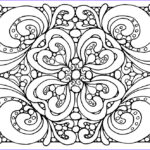 Free Abstract Coloring Pages Beautiful Photos Coloring Pages For Adults Abstract