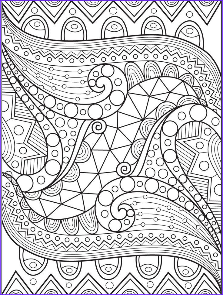 Free Abstract Coloring Pages New Images Abstract Coloring Page On Colorish Coloring Book App for