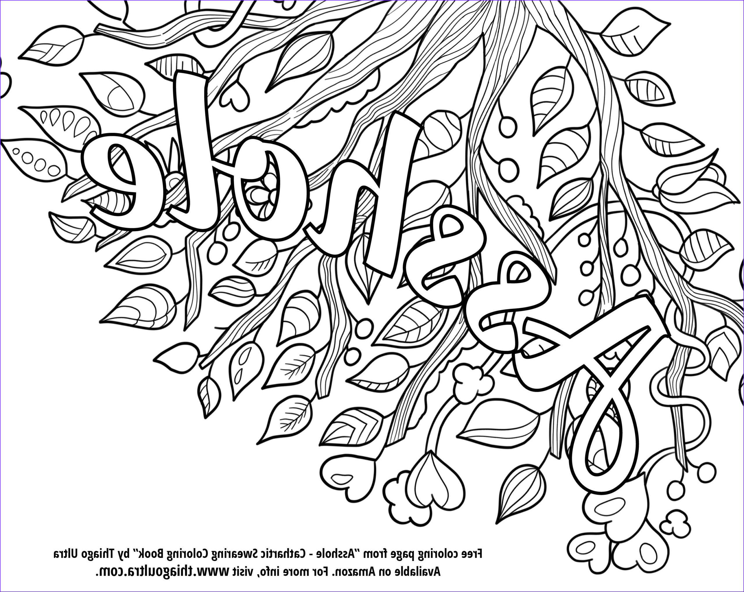 Free Adult Coloring Pages to Print Luxury Collection Free Printable Coloring Page Archives Thiago Ultra