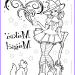 Free Adult Halloween Coloring Pages Beautiful Collection 164 Best Halloween Coloring Pages Images On Pinterest