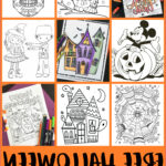 Free Adult Halloween Coloring Pages Beautiful Photos Free Halloween Coloring Pages For Adults & Kids