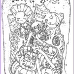 Free Adult Halloween Coloring Pages Inspirational Photos Happy Halloween Coloring Page For Adults